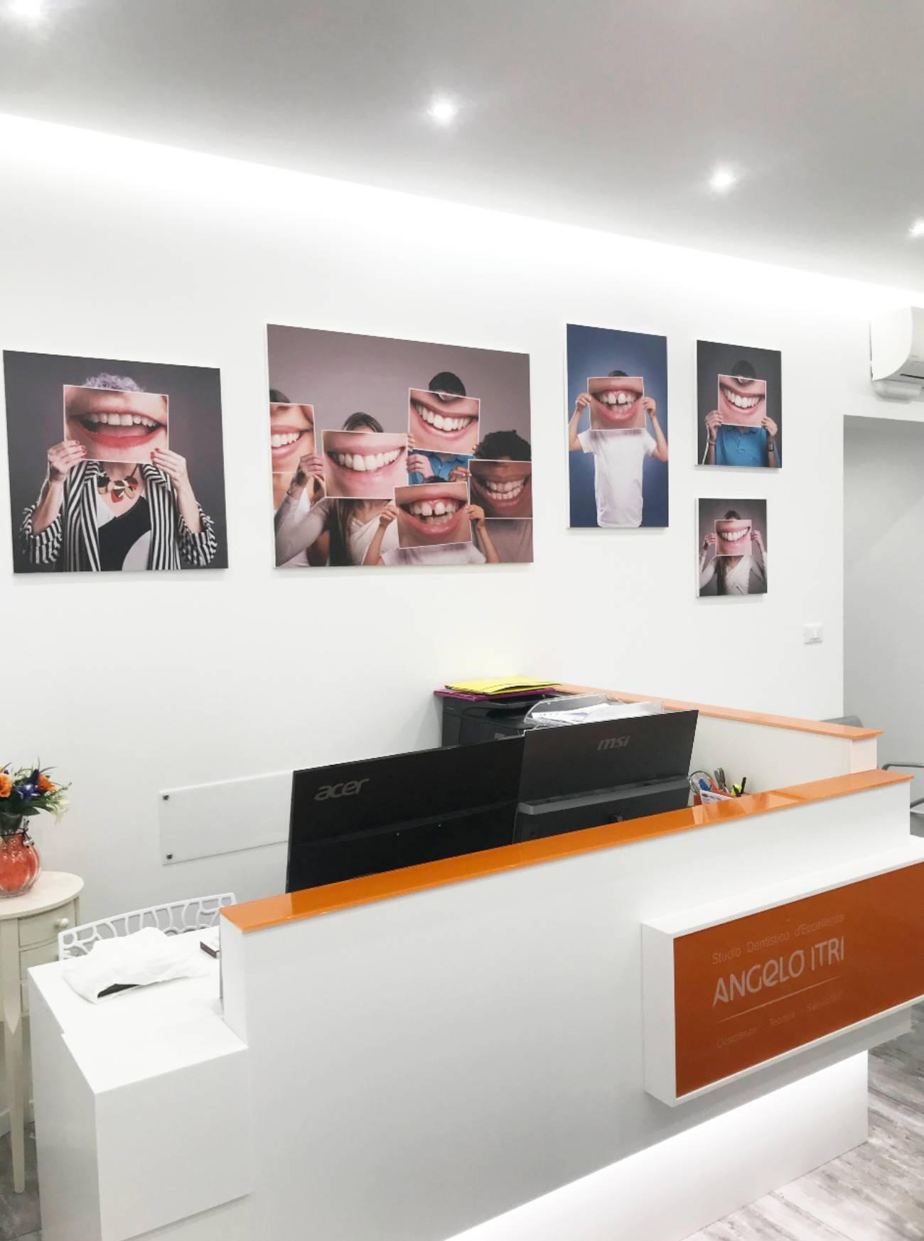 Studio-Dentistico-Angelo-Itri-Immagine-Coordinata-Mercomm-Marketing